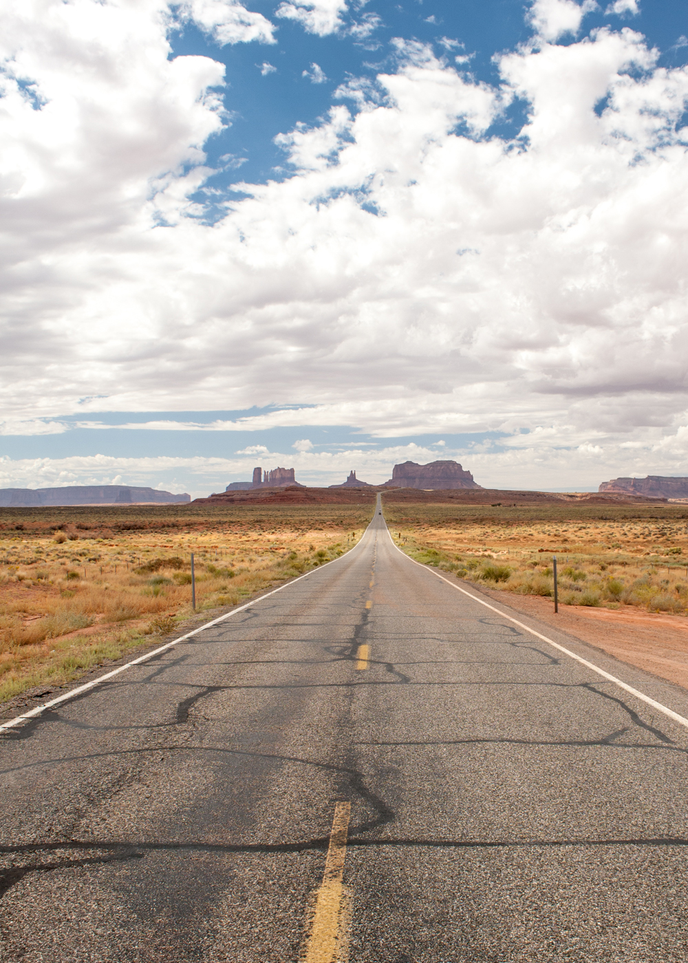 De mooiste routes in Amerika - Monument Valley