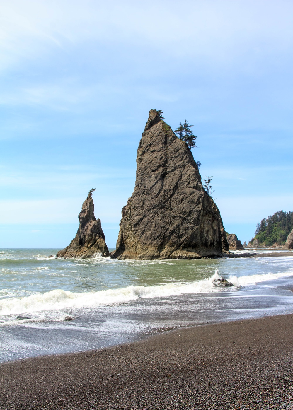 Rialto Beach Olympic National Park